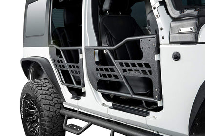 wildrock4x4 Door Parts 07-18 Jeep JK 4 Doors Rock Crawler Tubular Doors