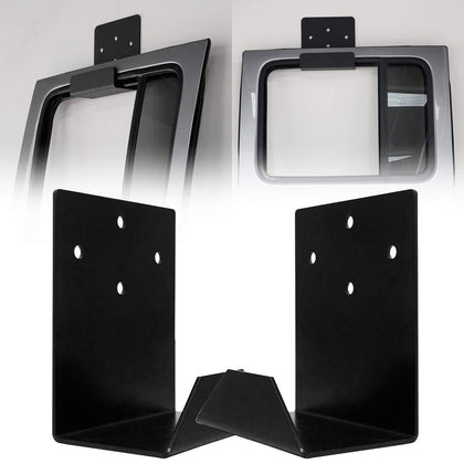 wildrock4x4 Door Parts Jeep Wrangler Door Hanger Storage Fits All Jeep Wrangler
