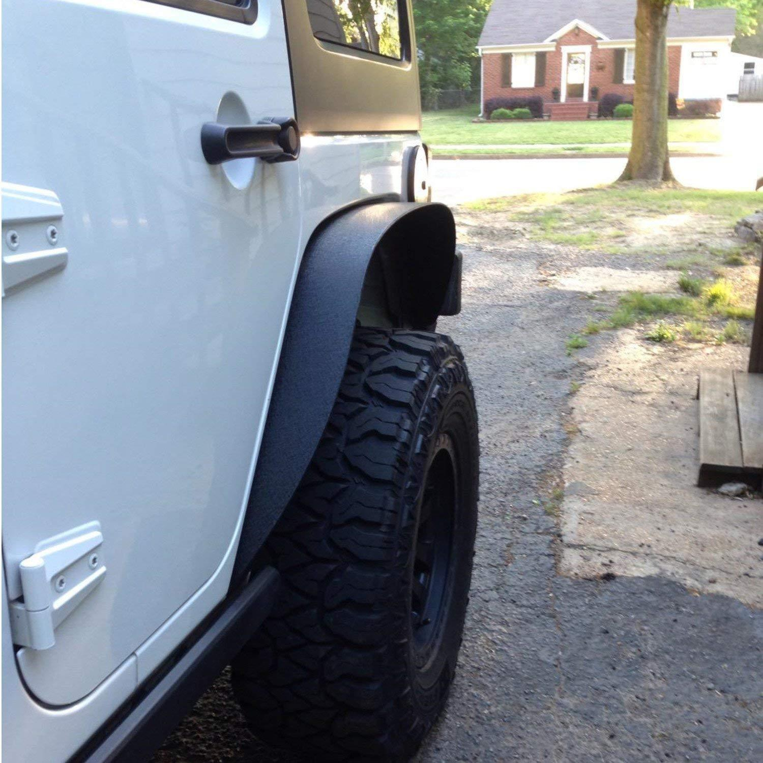 Fender Mud Guard Replacement 07-17 Jeep Wrangler JK