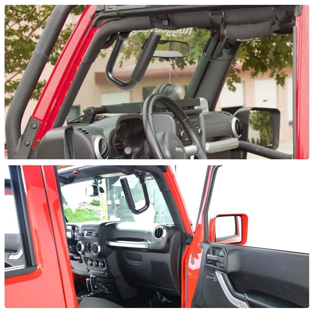 Front Grab Handle for 97-06 Jeep Wrangler TJ 2 Doors