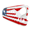 USA Flag-Knight Grille For Jeep Wrangler JK 07-18