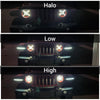 9 Inch Headlights for 2018+ Jeep Wrangler JL/Gladiator JT