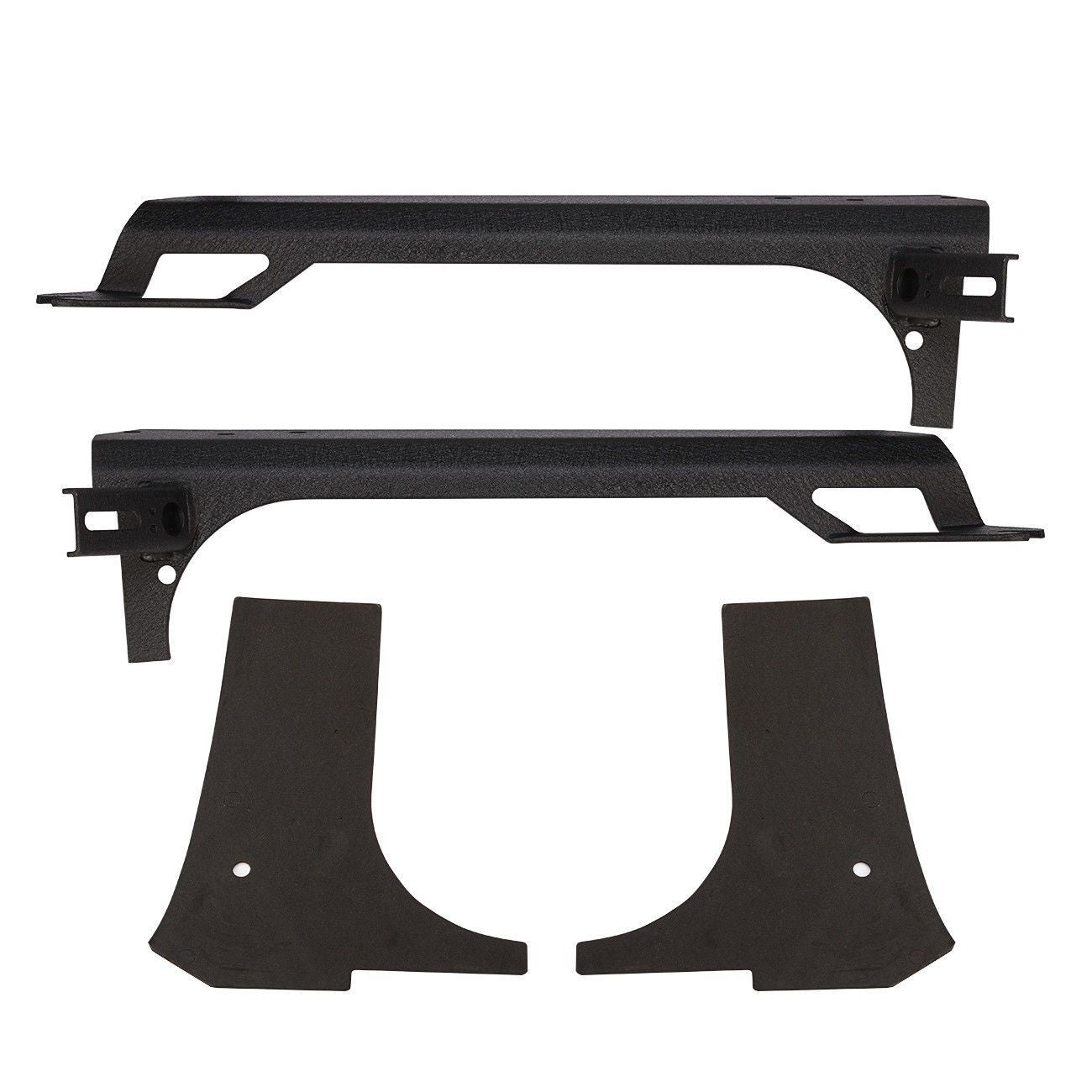 "50"" LED Light Bar Upper Mounting Brackets for TJ LJ"