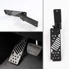 Jeep Left Foot Rest Pedal for 18 Jeep Wrangler JL