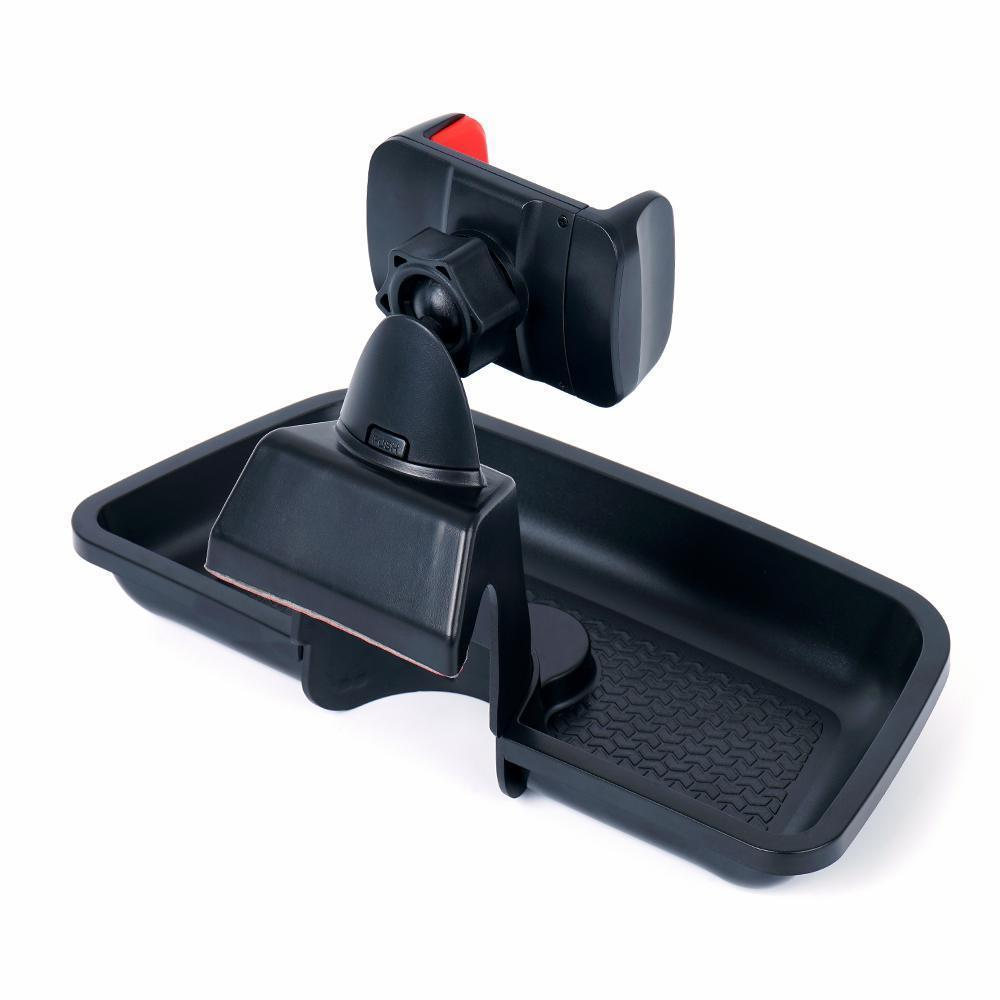 Adjustable Multi-Mount Phone Holder-11-17 Jeep Wrangler
