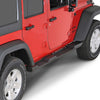 07-17 Jeep Wrangler JK  4 Door Side Step Bars