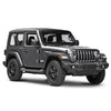 OE Factory Style Step Bars for 2018 Jeep Wrangler JL 2 Door