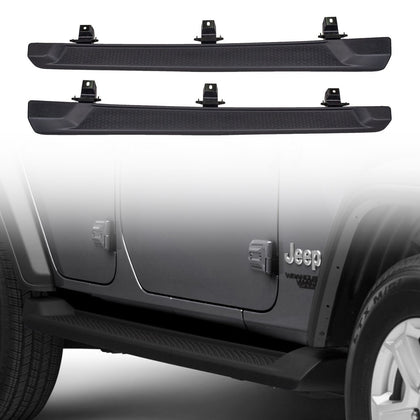 wildrock4x4 Step Rails & Running Boards OEM Side Step Bars for Jeep Wrangler JL 2018 4 Door