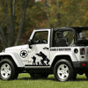 Army Sticker Body Decals for Jeep Wrangler SUV