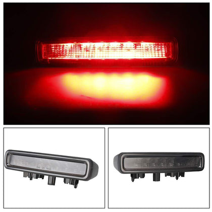 wildrock4x4 Tail & Brake Lights LED 3rd Brake Light for Jeep Wrangler JL 2018 2019