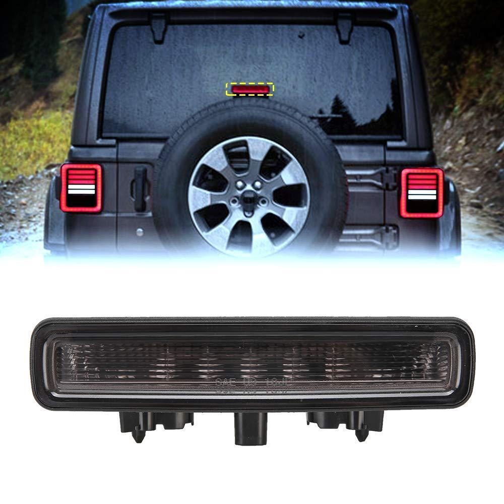 LED 3rd Brake Light for Jeep Wrangler JL 2018 2019