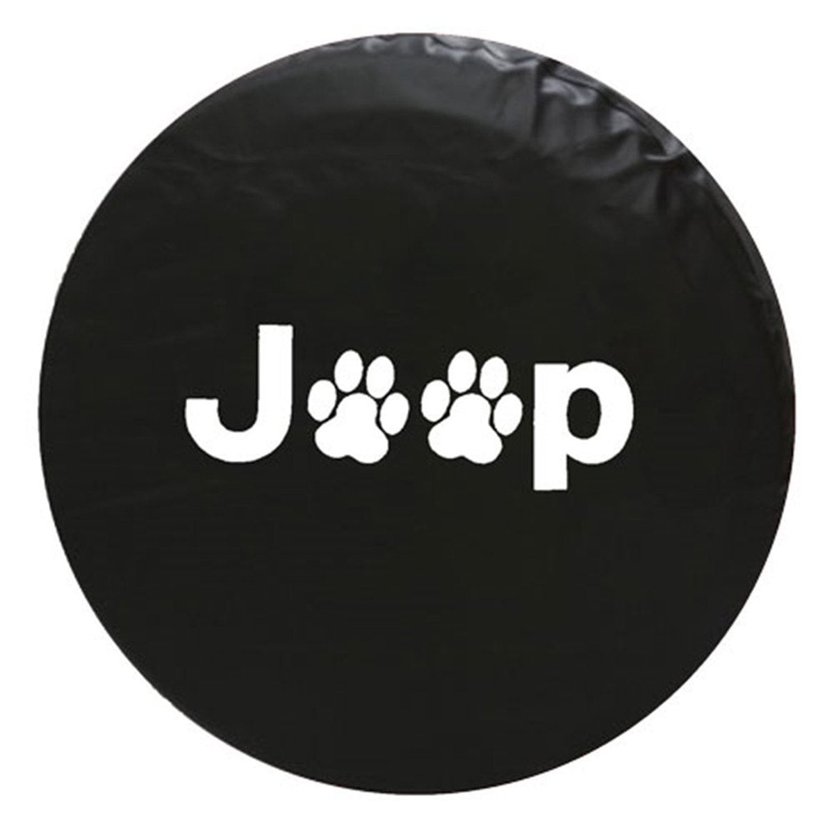 "17"" - Paw Style Spare Wheel Tire Cover Fit Jeep Wrangler"