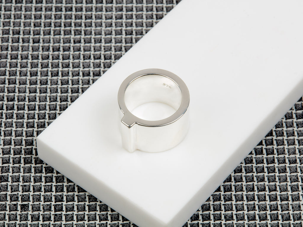 Verlaine 3mm Ring