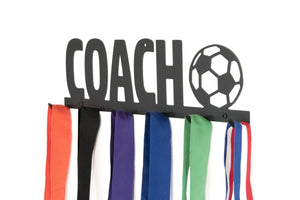 Soccer Coach Medal Holder