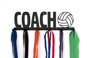 Volleyball Coach Medal Holder