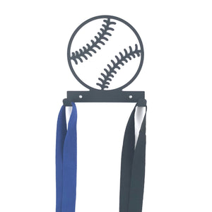 Baseball Medal Holder - 2 Hook