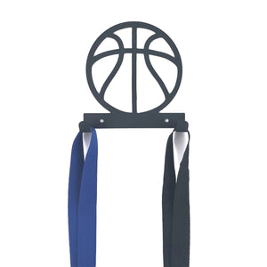 Basketball Medal Holder - 2 Hook