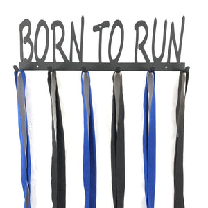 Born To Run Medal Holder