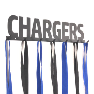 Chargers Medal Hanger