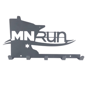 MN Run Series Medal Display
