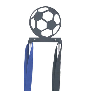Soccer Medal Holder - 2 Hook