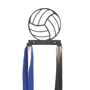 Volleyball Medal Holder - 2 Hook