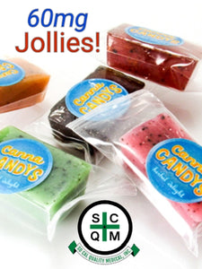 *CannaCandies* - Jolly Rodgers - Assorted Flavors