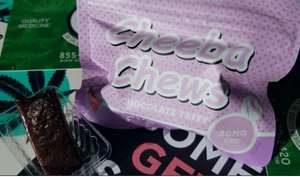 *Cheeba Chews* - Pure CBD - Extra Strength