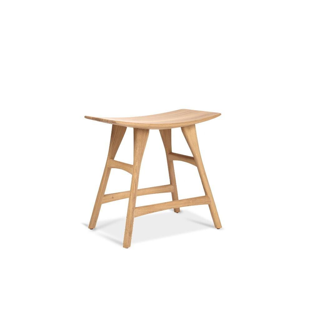 osso-stool-maker and moss