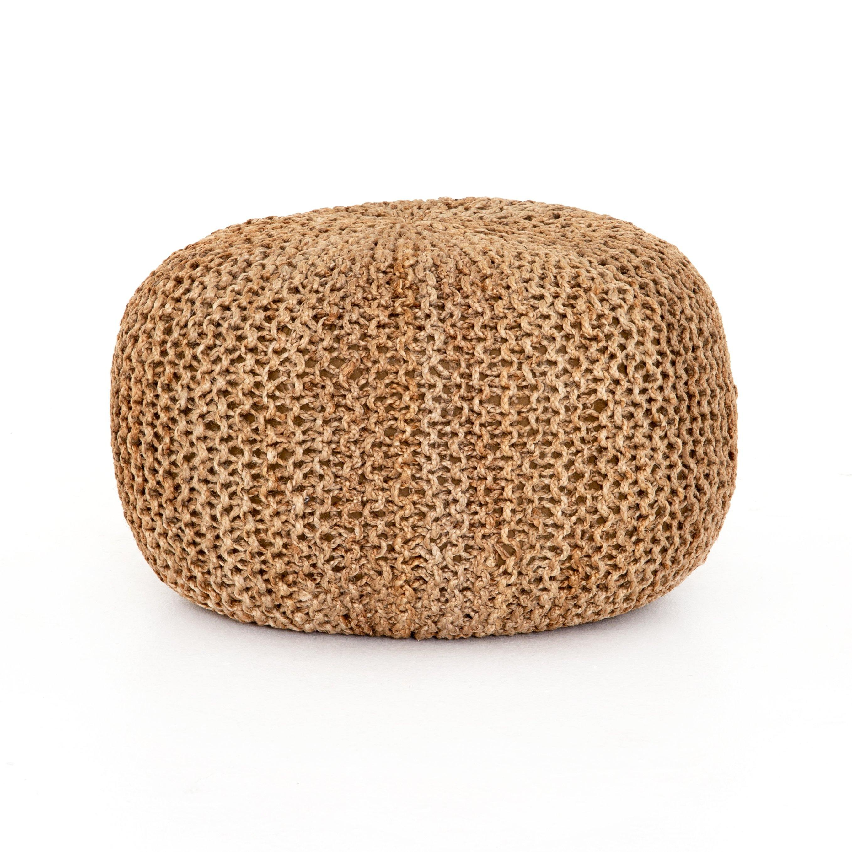 jute-knit-pouf-decor-maker-and-maker and moss