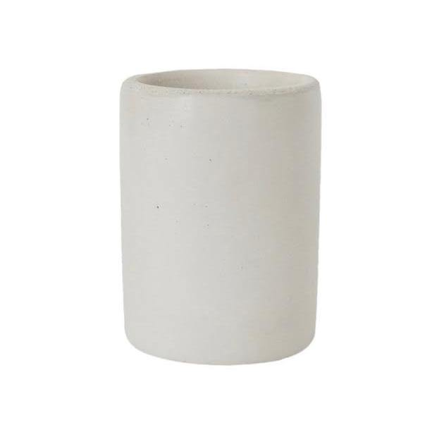 Utensil Holder & Wine Chiller White