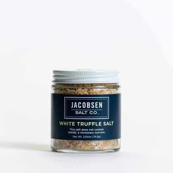 White Truffle Infused Sea Salt