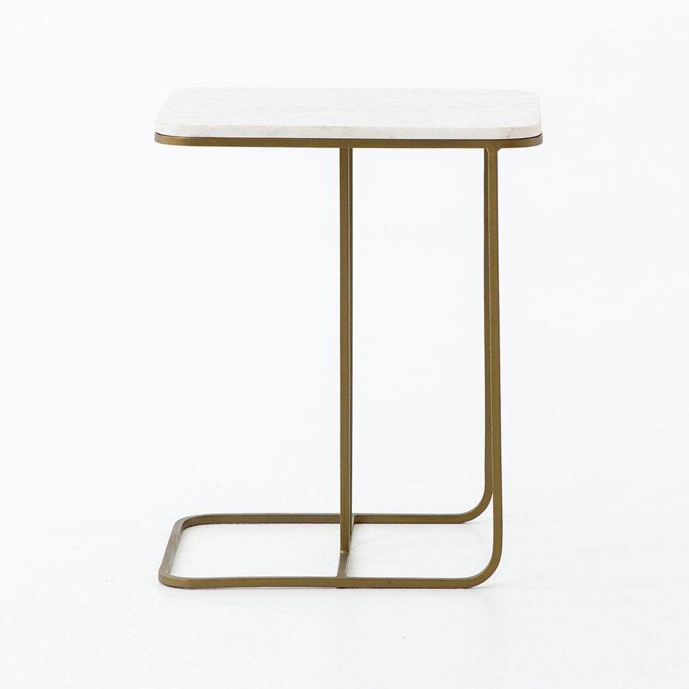 Adalley C Side Table-FURNITURE-Maker & Moss