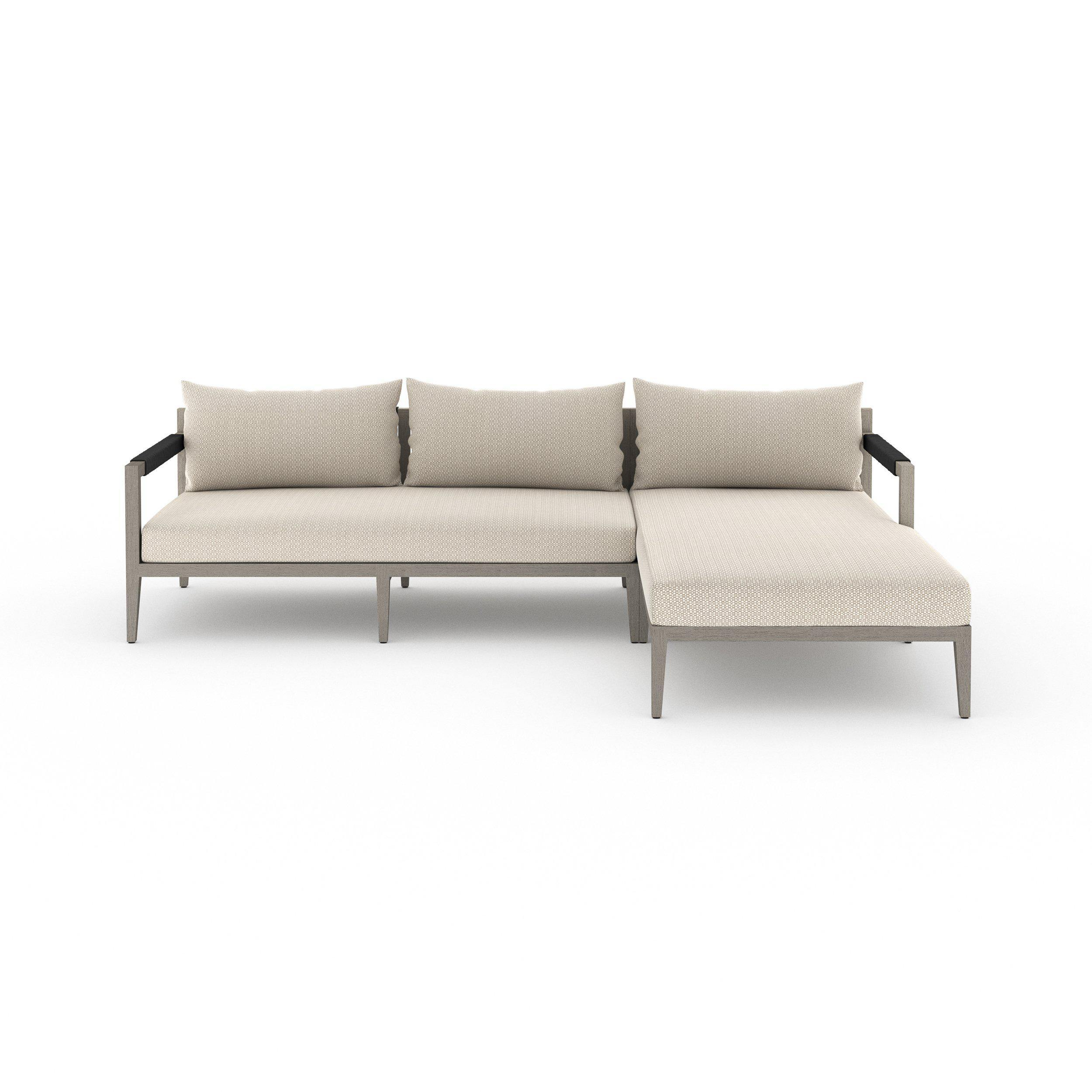 Albers 2 Pc Sectional-Right Facing-FURNITURE-Maker & Moss