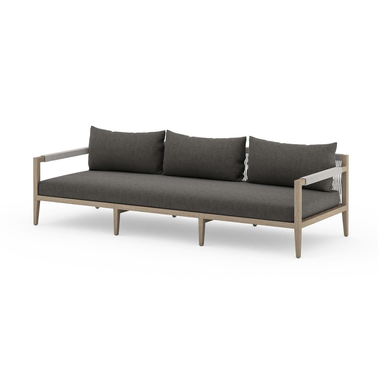 "Albers Outdoor Sofa-93""-FURNITURE-Maker & Moss"