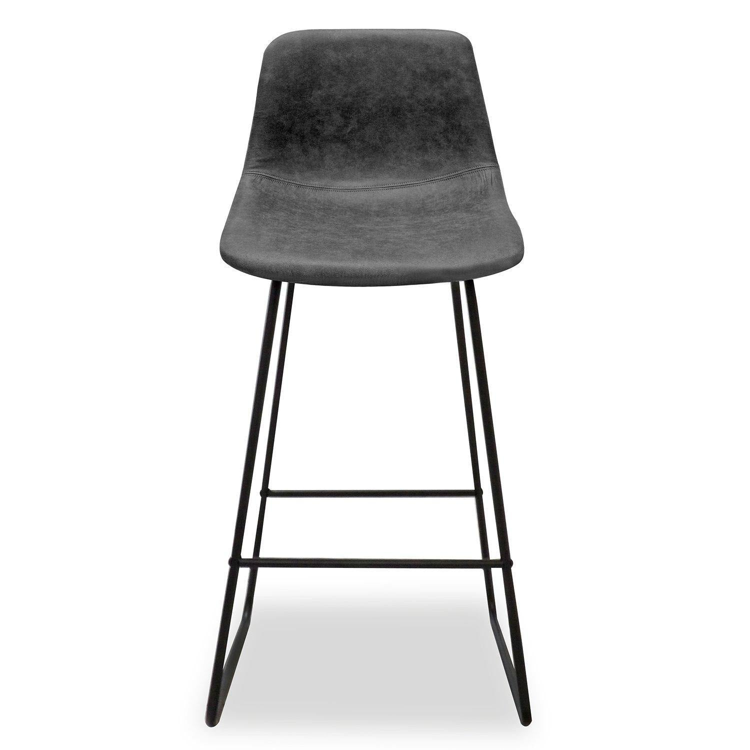 Alec Island Counter Stool-FURNITURE-Maker & Moss