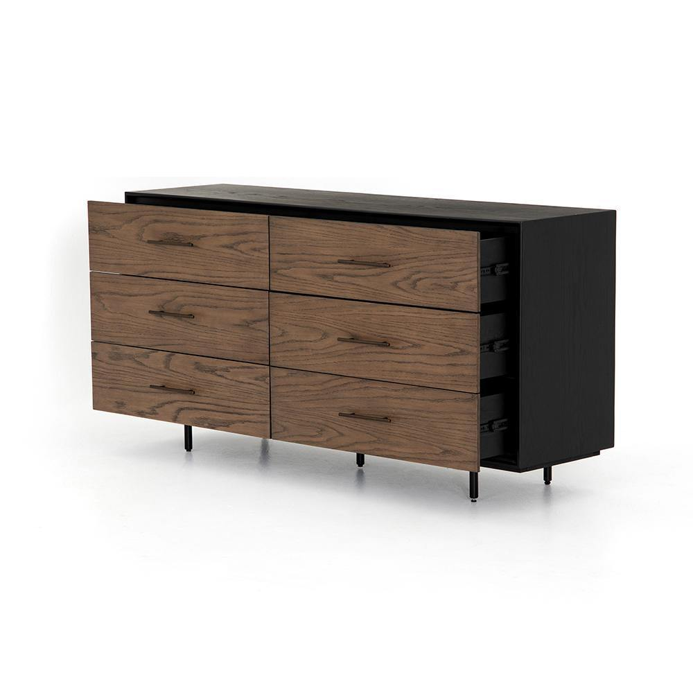 Altamonte 5 Drawer Dresser-FURNITURE-Maker & Moss