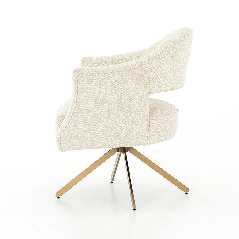 Amory Desk Chair-FURNITURE-Maker & Moss