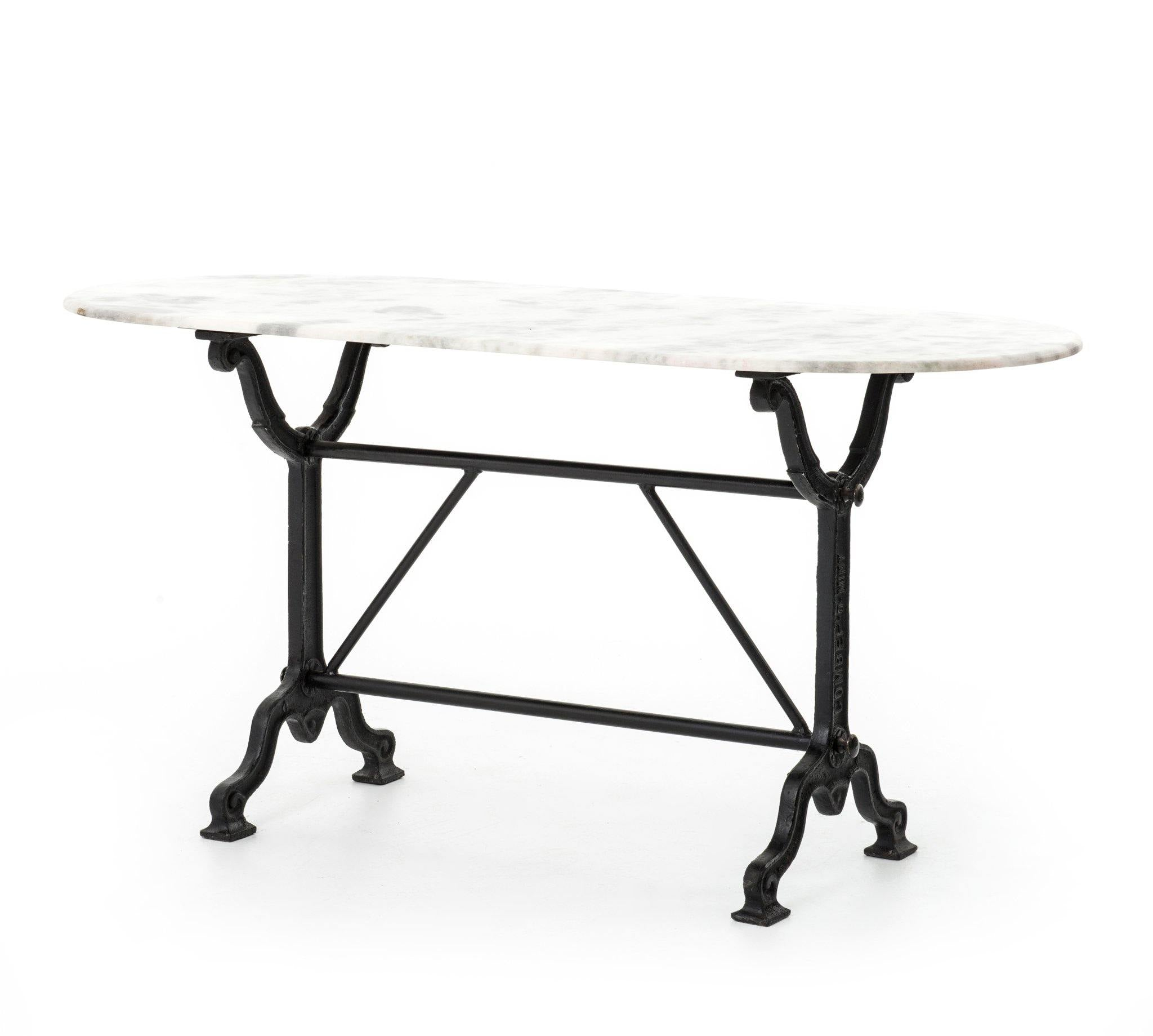 Ana Writing Table-FURNITURE-Maker & Moss