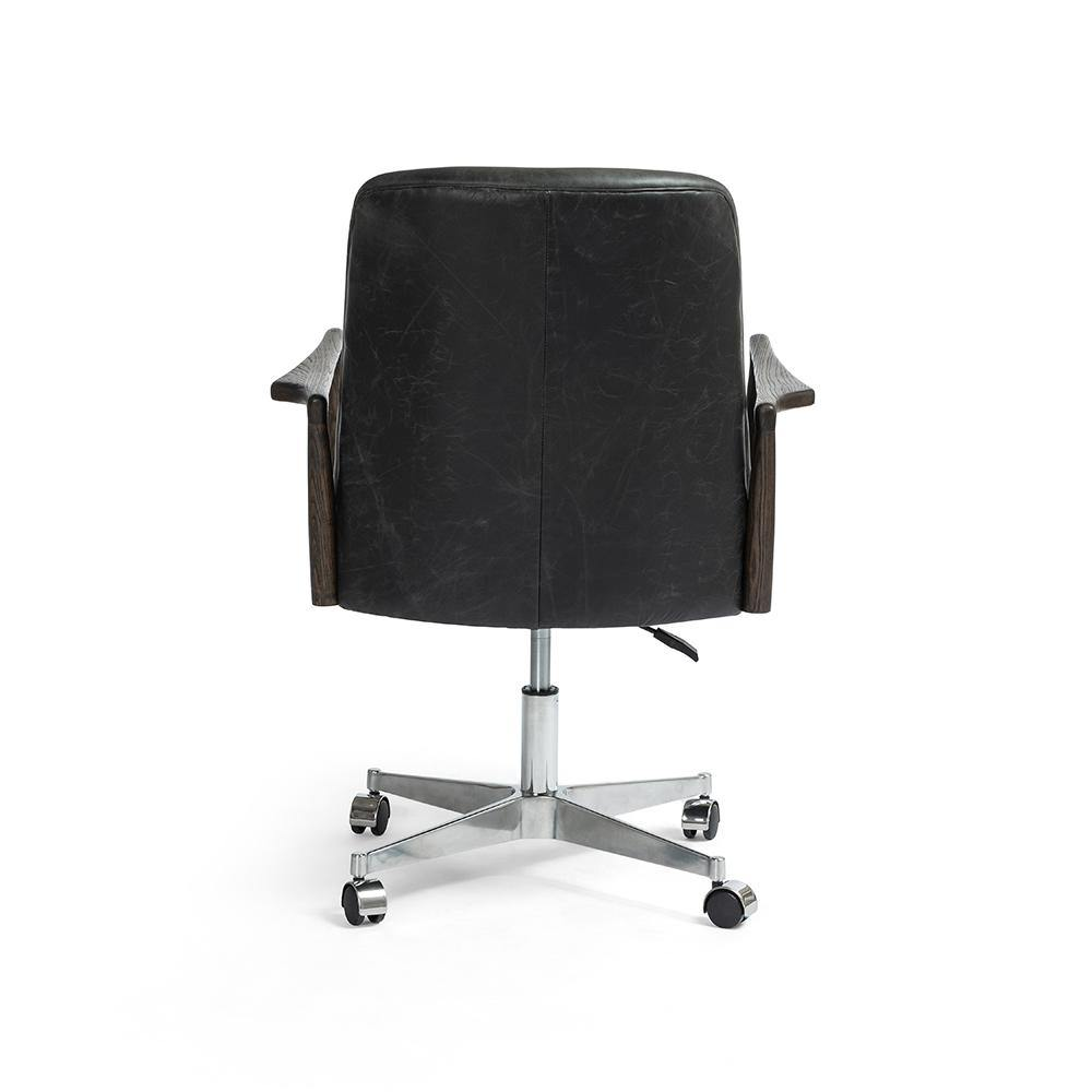 Breda Desk Chair-FURNITURE-Maker & Moss