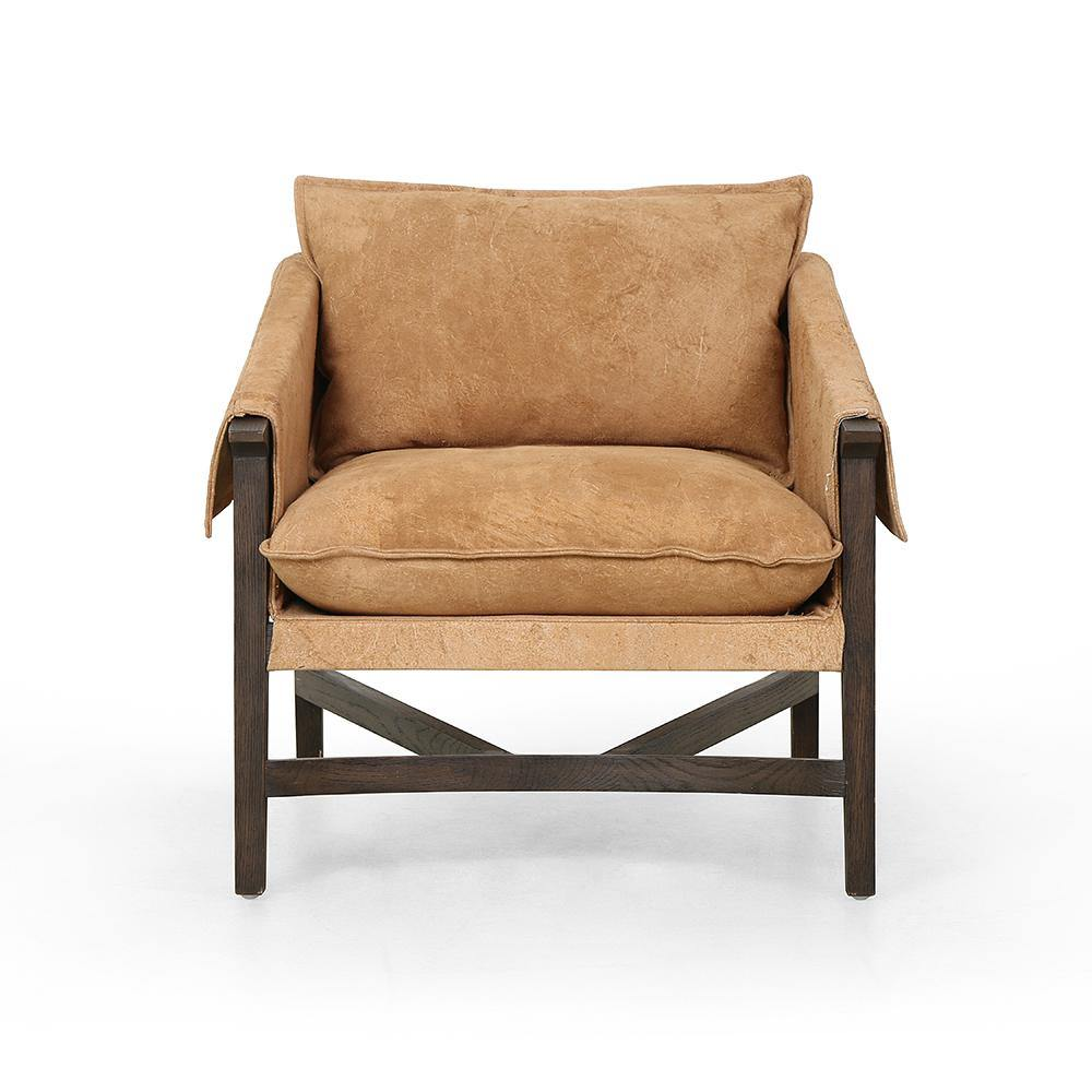 Cambria Arm Chair-FURNITURE-Maker & Moss