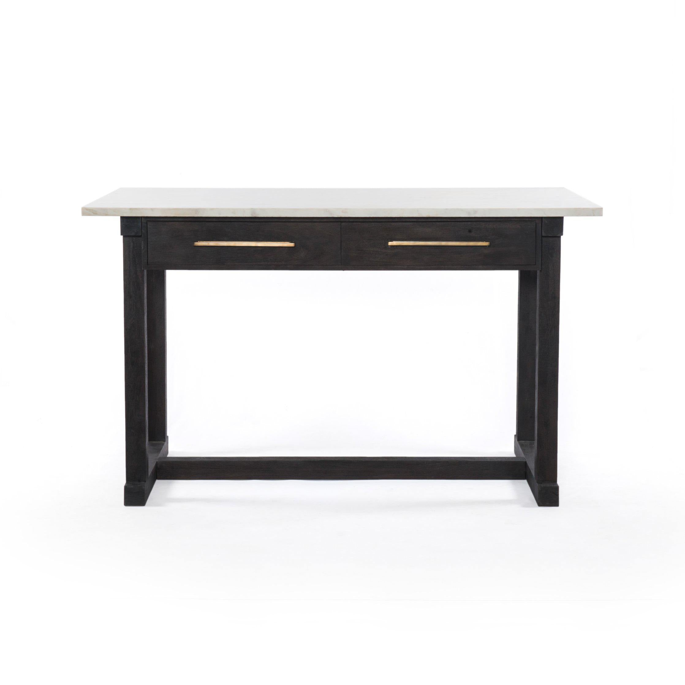Carson Counter Table-FURNITURE-Maker & Moss