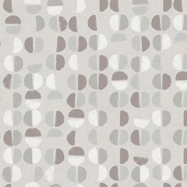 Coffee Beans Stone Grey Peel and Stick Wallpaper-LIFESTYLE-Maker & Moss