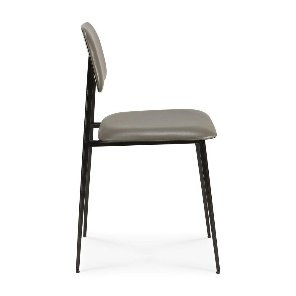 DC Leather Dining Chair