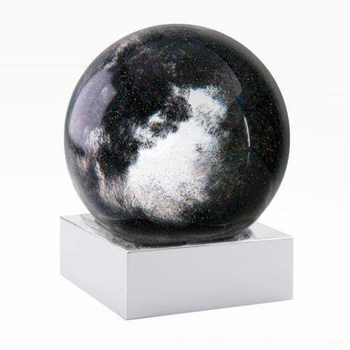 Eclipse Snow Globe-DECORATIVE-Maker & Moss