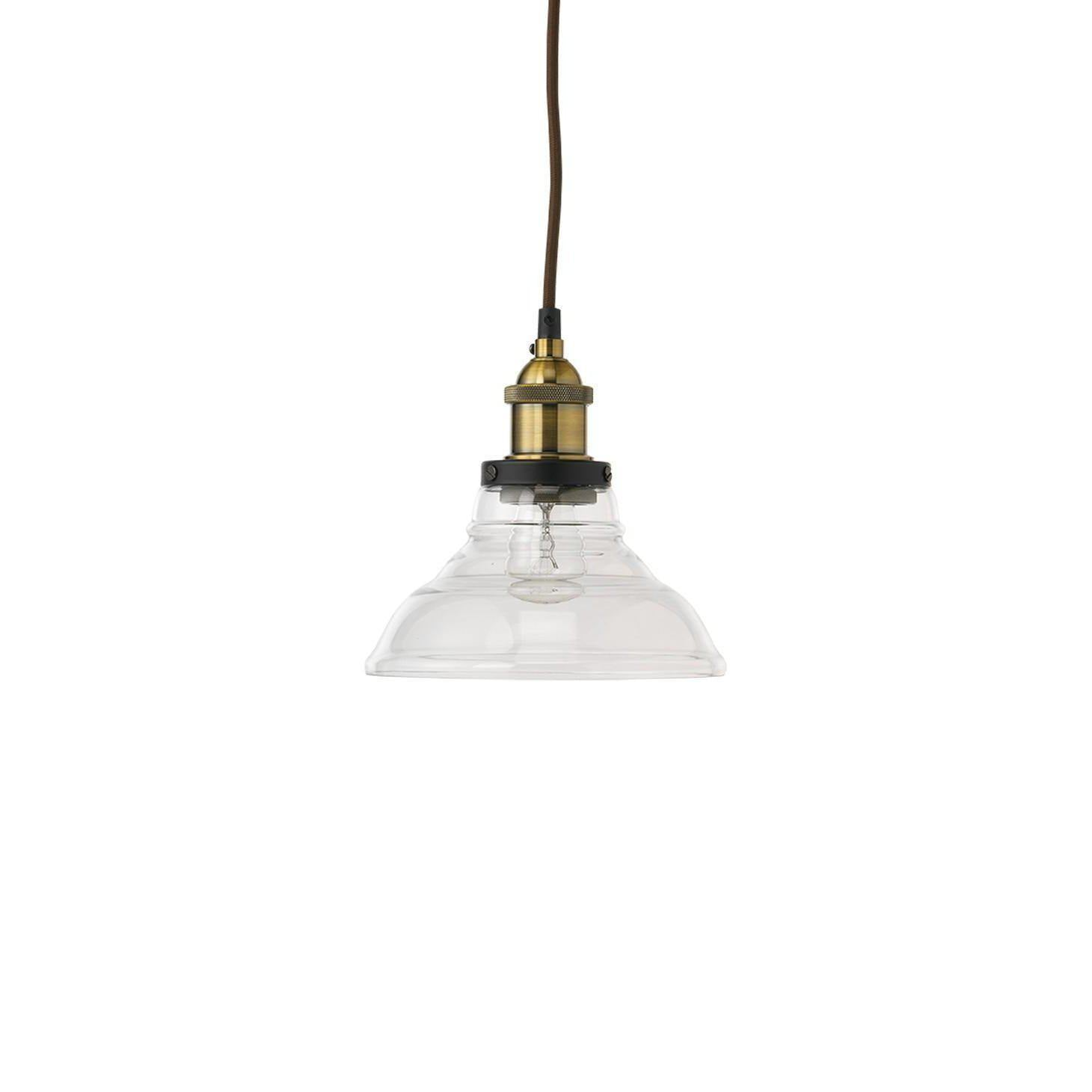 Factory Bell Pendant Light-Lighting-Maker & Moss