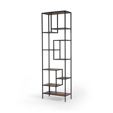 "Helena Bookcase 102""-FURNITURE-Maker & Moss"