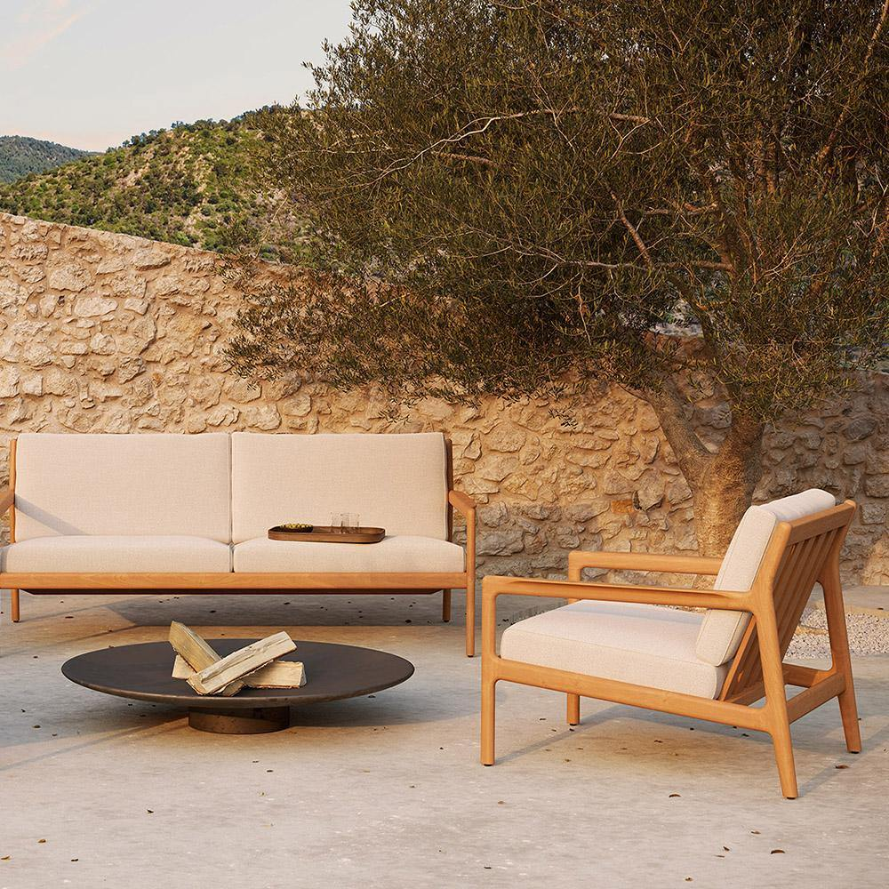 Jack Outdoor Lounge Chair - Maker & Moss