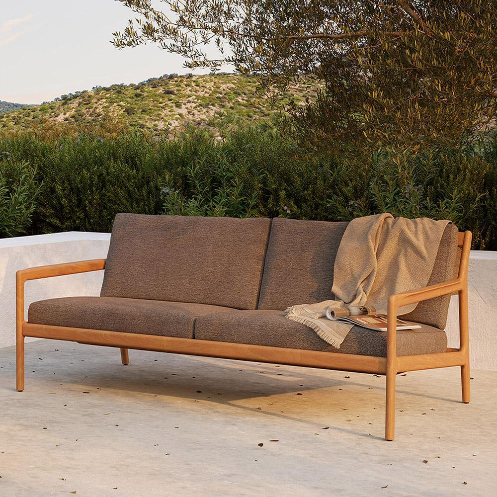 Jack Outdoor Loveseat - Maker & Moss