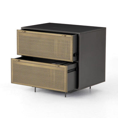 Kanto Filing Cabinet-FURNITURE-Maker & Moss